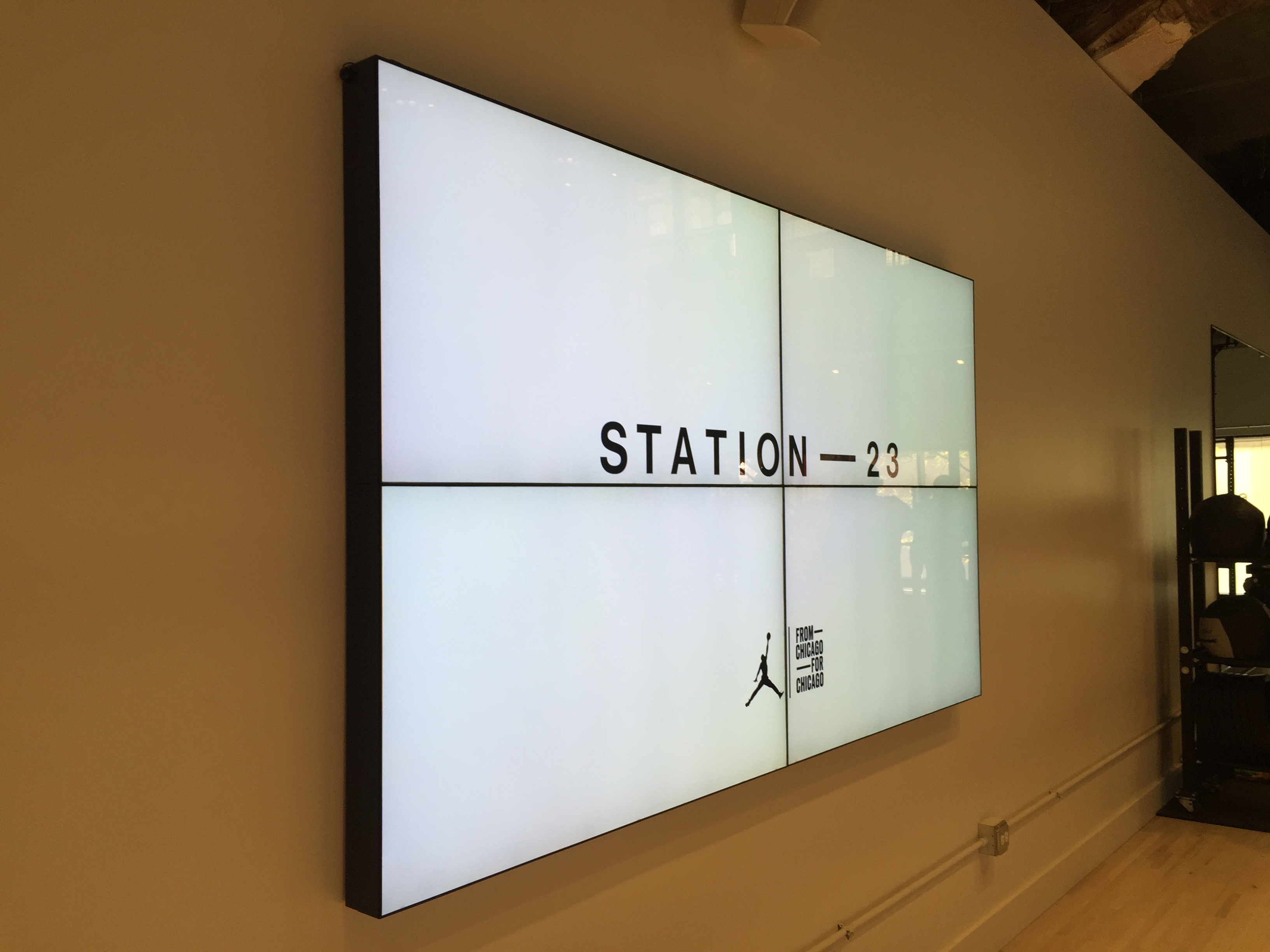 LCD Array