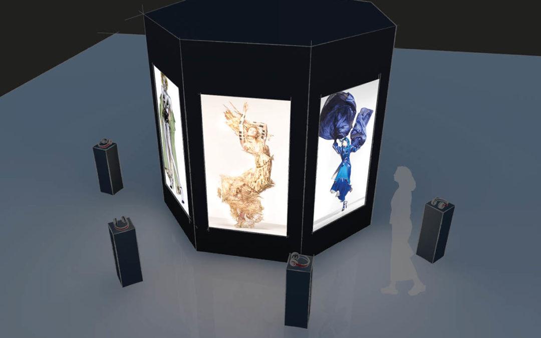 Interactive Art Show