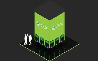 XBox Tradeshow Kit