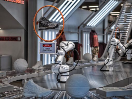 Nike Robotics
